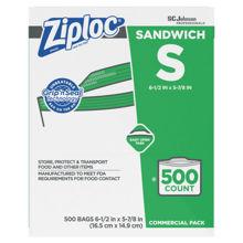 Picture of SCJP Ziploc Sandwich Bag - 500 Count