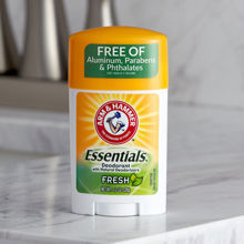 Picture of ARM & HAMMER ESSENTIALS NATURAL DEODORANT STICK, CLEAN SCENT 12 X 1 OUNCE PER CASE