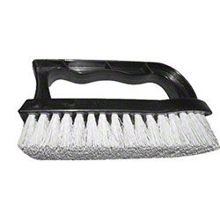 Picture of IRON HANDLE SCRUB BRUSH  (12/CASE)