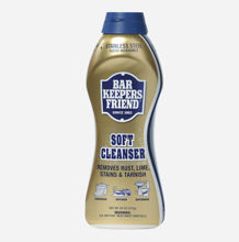 Picture of BAR KEEPERS FRIEND SOFT CREME CLEANSER (CITRUS SCENT) 6/26 OUNCE BOTTLES PER CASE