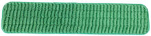 "Picture of Scrubbing Green Wet Flat Mops - 24"" - (10 Dz/Cs) 1 Each"