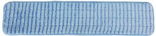 "Picture of Scrubbing Blue Wet Flat Mops - 24"" - (10 Dz/Cs) 1 Each"
