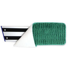 "Picture of Scrubbing Green Wet Flat Mops - 18"" - (10 Dz/Cs) 1 Each"