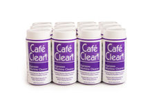 Picture of CAFE CLEAN ESPRESSO MACHINE CLEANER - 12/20 OZ BOTTLES