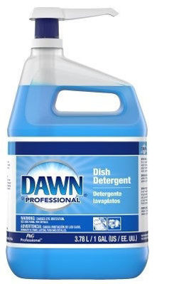 Picture of DAWN PROFESSIONAL DISH DETERGENT WITH PUMP 1-00 33-4 - 1 GALLON - 132 PER PALLET