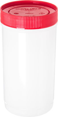 Picture of STOR N' POUR COMPLETE UNIT 1 QUART - RED - 12/CASE (SO)